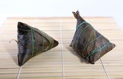 Bolinhos de massa chineses do arroz   Imagens de Stock Royalty Free