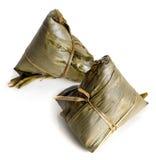 Bolinhos de massa do arroz Imagem de Stock