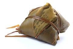 Bolinhos de massa tradicionais do arroz Fotografia de Stock Royalty Free