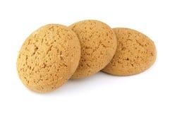 Bolinhos de Oatmeal Fotografia de Stock Royalty Free