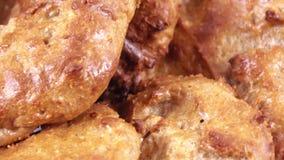 Bolinhos de oatmeal caseiros filme