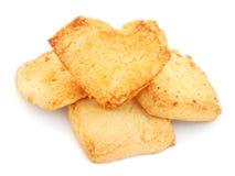 Bolinhos de Shortbread Imagens de Stock Royalty Free