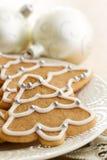 Bolinhos do Natal Imagens de Stock Royalty Free
