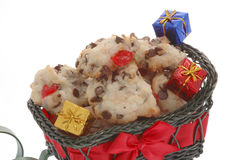 Bolinhos do Natal Foto de Stock Royalty Free