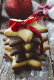 Bolinhos do Natal Imagem de Stock Royalty Free