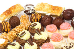 Bolinhos e doces 1 Foto de Stock