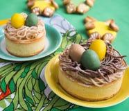 Bolinhos para Easter Imagens de Stock
