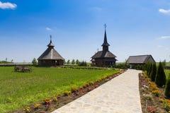 Bolintin monastery Stock Image