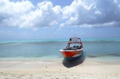 Bolivar Cay. Near San Andres, Colombia stock photos