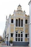 Bolivar di Palacio in Casco Viejo a Panama City Immagine Stock