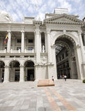 Bolivar palace of government guayaquil ecuador Stock Photo