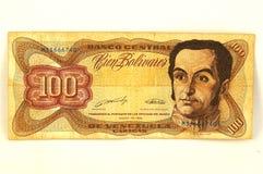 Bolivares Stock Image