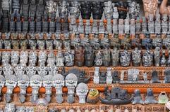 Bolivië, La Paz, de Markt van Heksen Stock Afbeeldingen