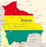 Bolivia Royalty Free Stock Image
