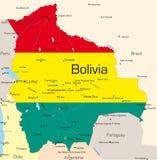 Bolivia Imagen de archivo libre de regalías