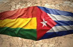 Bolivia and Cuba Stock Photos