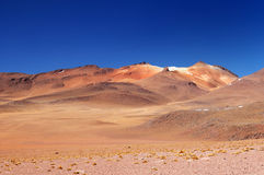 Bolivia -  Eduardo Avaroa National Park Royalty Free Stock Image