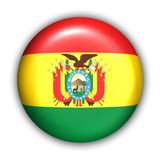 Bolivia Flag Royalty Free Stock Photography