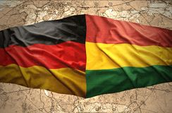 Bolivia and Germany Stock Photography