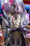 bolivia karnevalfebruari oruro 2009 Royaltyfri Foto