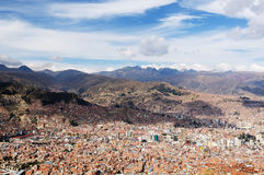 Bolivia, La Paz Stock Photos