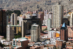 Bolivia, La Paz Stock Photography