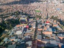 bolivia la paz Royaltyfria Bilder