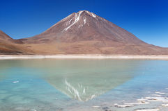 Bolivia, the most beautifull Andes in America Royalty Free Stock Images