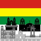 Bolivia Royalty Free Stock Photography