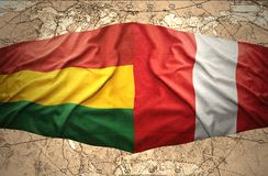 Bolivia and Peru Royalty Free Stock Photo