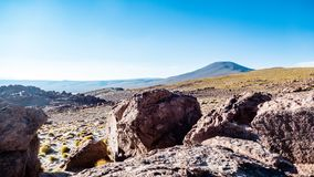 Bolivia three day tour Countryside and Village royalty free stock photo