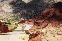 Bolivia, Tupiza landscape Royalty Free Stock Image
