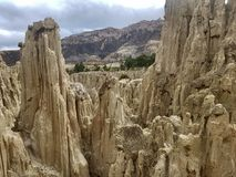 Bolivia tur Arkivfoton