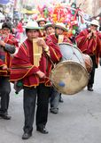 Boliviaanse Fiesta stock afbeelding