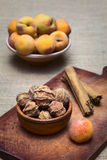 Bolivian Dried Peach Called Quisa Royalty Free Stock Photos