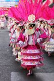 Bolivian fiesta Royalty Free Stock Photos