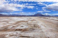 bolivian liggande Fotografering för Bildbyråer
