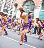 Bolivian Native Dancers Royalty Free Stock Photo