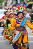 Bolivian Native Woman Stock Photography