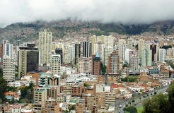 Bolivian's Capital Stock Photography