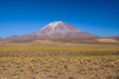 Bolivian volcano Stock Photos