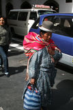 Bolivian woman Stock Photos