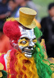 Bolivianische Fiesta Lizenzfreies Stockbild
