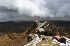 Boliviano di Andino del randello Immagini Stock Libere da Diritti