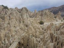 Bolivie tur Fotografering för Bildbyråer
