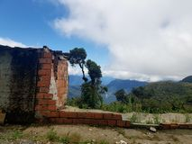 Bolivie tur Royaltyfria Bilder