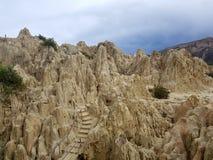 Bolivie tur Arkivbild