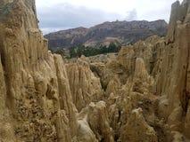 Bolivie tur Arkivbilder