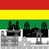 bolivien Lizenzfreie Stockfotografie