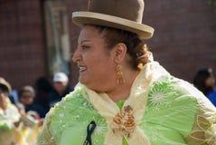 Boliwijski wykonawca 1 obrazy royalty free